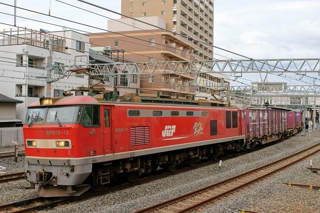 Photos: 84レ【EF510-13牽引】