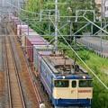 74レ【EF65 2091牽引】