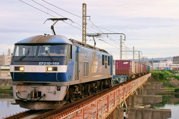 Photos: 2065レ【EF210-169牽引】