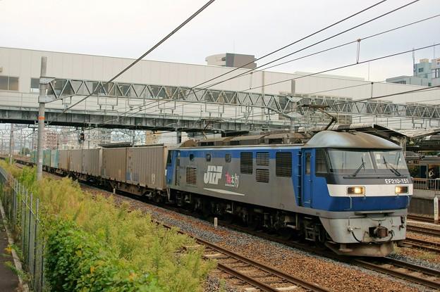 1051レ【EF210-151牽引】