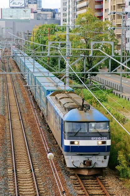 臨8056レ【EF210-131牽引】