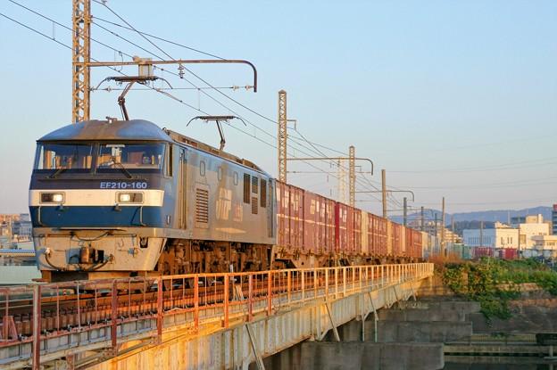 2065レ【EF210-160牽引】