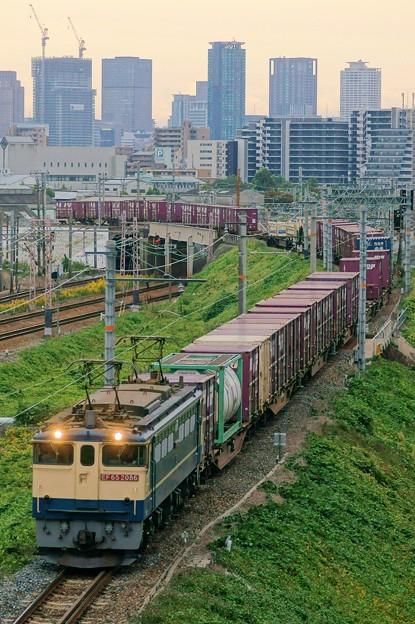 Photos: 75レ【EF65 2086牽引】