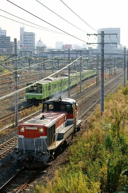 DE10 1561単機(201系)