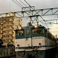 Photos: 遅5087レ【EF65 2050牽引】