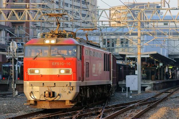 4070レ【EF510-16牽引】