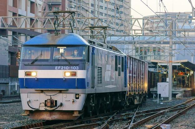 Photos: 2065レ【EF210-103牽引】