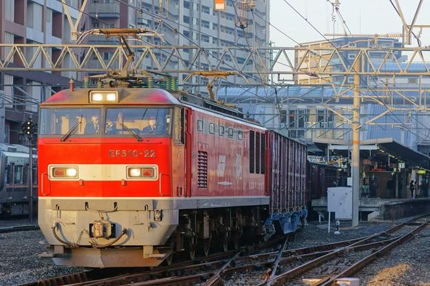 4070レ【EF510-22牽引】