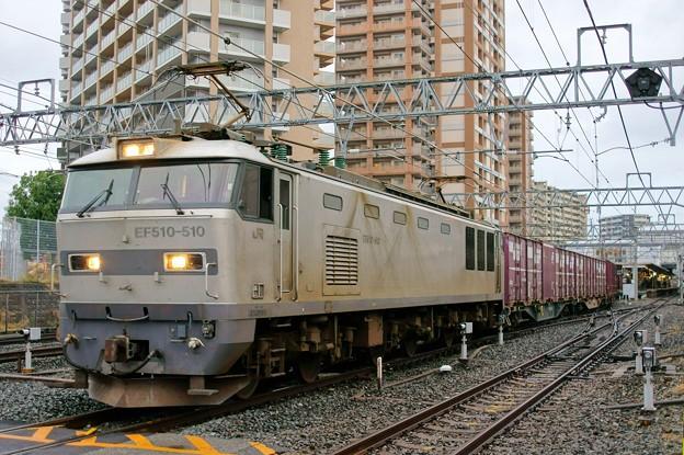 4070レ【EF510-510牽引】