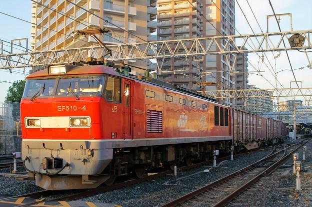 Photos: 4070レ【EF510-4牽引】