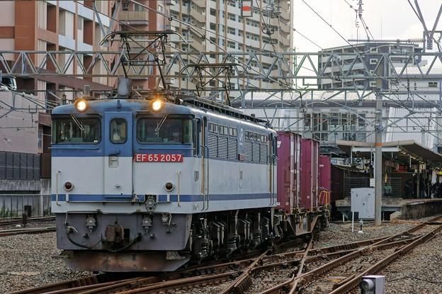 Photos: 5087レ【EF65 2057牽引】