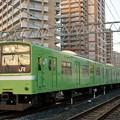 Photos: 201系:おおさか東線