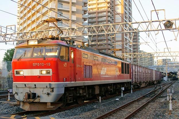 4070レ【EF510-15牽引】