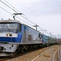1052レ【EF210-121牽引】