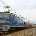 1086レ【EF510-507牽引】