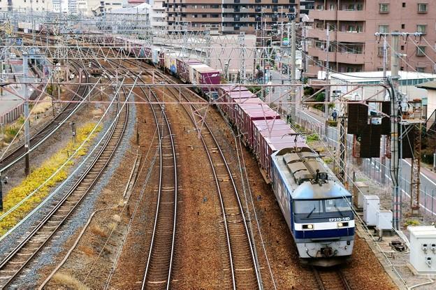 5070レ【EF210-140牽引】