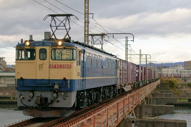 Photos: 5087レ【EF65 2068牽引】