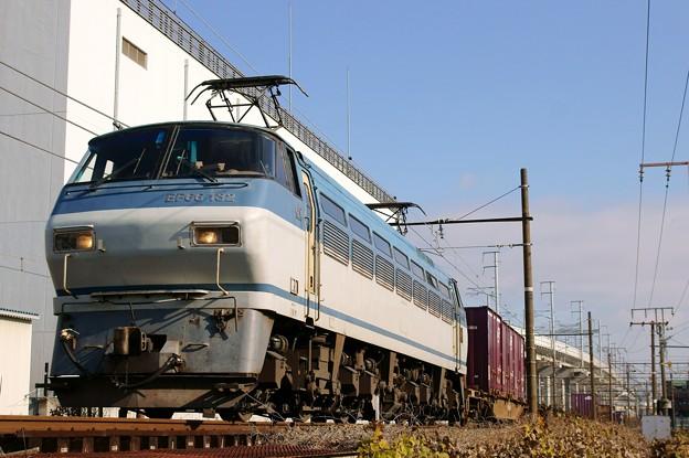 81レ【EF66 132牽引】