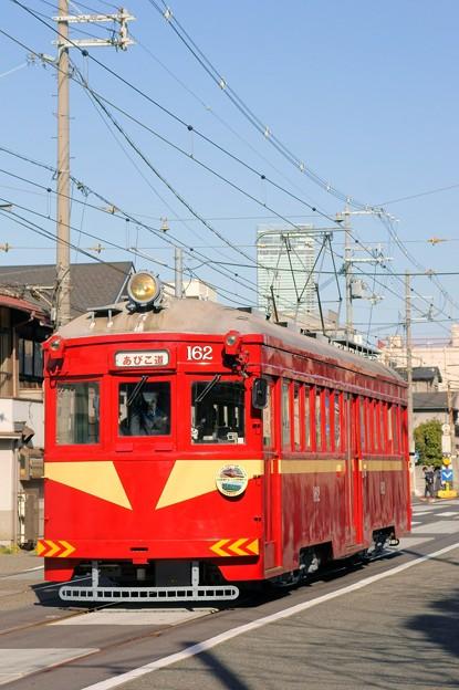 阪堺電車【モ162】