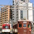 Photos: 阪堺電車【モ164】