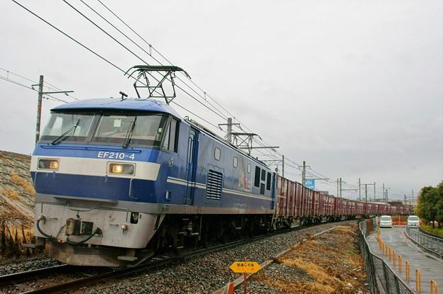 5064レ【EF210-4牽引】