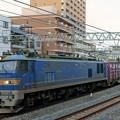 84レ【EF510-501牽引】