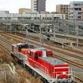 Photos: 川重出場【DE10 1561+DD200-11】