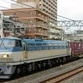 Photos: 84レ【EF66 125代走】