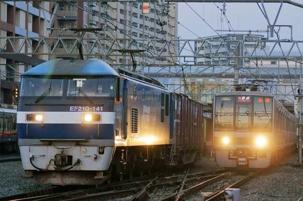 2065レ【EF210-141牽引】