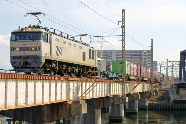 4071レ【EF510-509牽引】