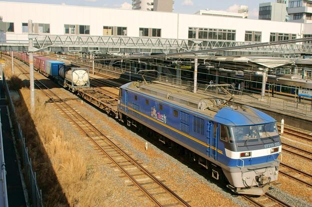 Photos: 5085レ【EF210-322牽引】