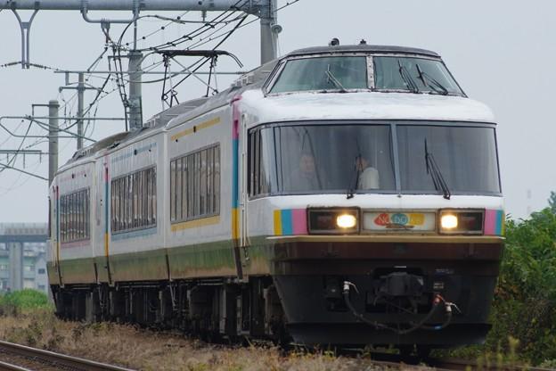 """485系改""""NO.DO.KA"""" 上越線てつしょっぷ"""