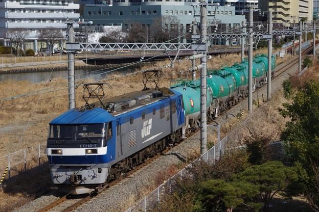 EF210 7牽引 86レ