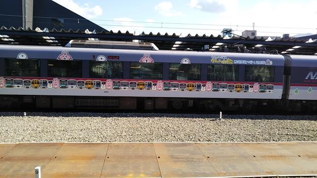 西武横瀬車両基地公開イベントに行って来ました4