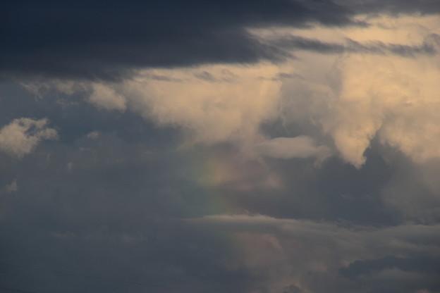 写真: 虹の欠片