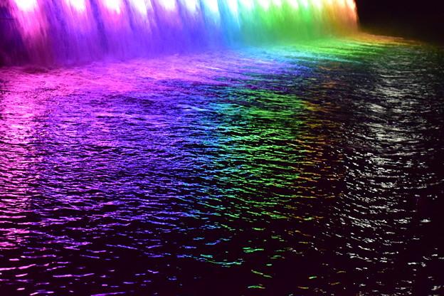 虹いろきらきら♪