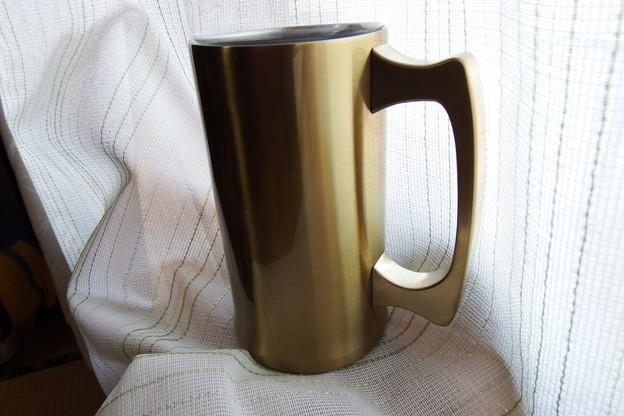 写真: ビールグラス