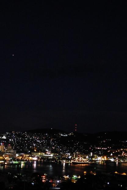 写真: 火星とちょうかい