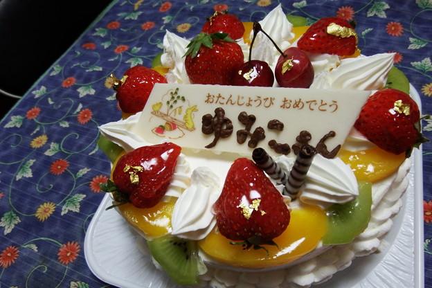 バースデーケーキ 2