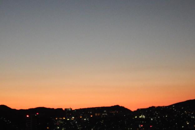 日の出前 2
