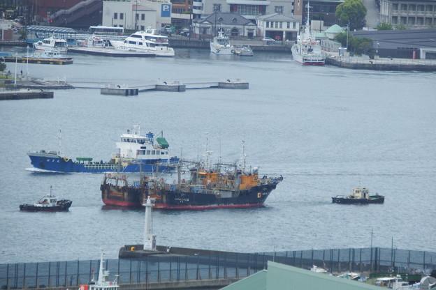 Photos: 古い漁船