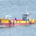 Photos: 黄色い船