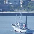 Photos: 水産庁漁業取締用船 いきつき