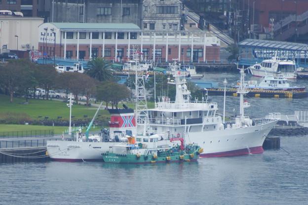 水産庁漁業取締用船 天神
