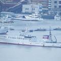 水産庁漁業取締用船海鳳丸