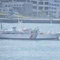 海邦丸五世の出港