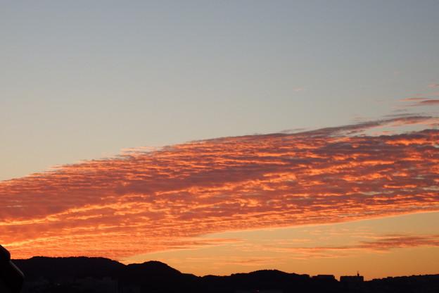 Photos: 朝の雲