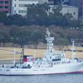 水産庁漁業取締用船 海鳳丸