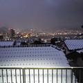 Photos: 雪が積もってました~
