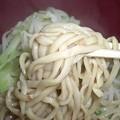 写真: 麺